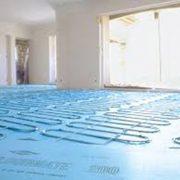 108-2 Panel aislante Floormate instalado