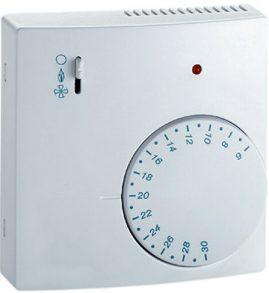 132-1 Termostato ambiente electrónico
