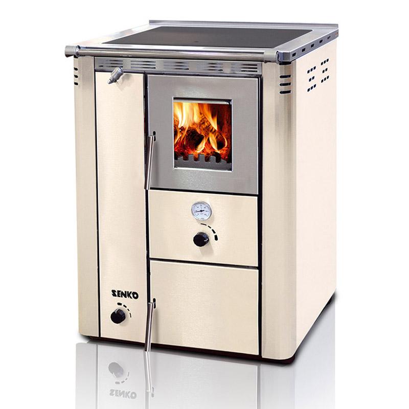 Cocina de le a calefactora sin horno c20 c30 - Cocinar horno de lena ...