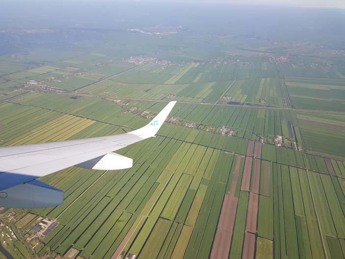 32 Holanda desde el aire